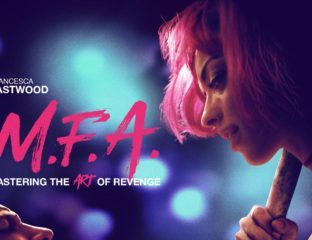 We caught up with 'M.F.A.' director Natalia Leite to discuss the making of the movie and where the horror genre is headed.