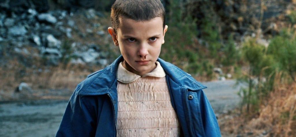 Millie Bobby Brown in Netflix's 'Stranger Things'