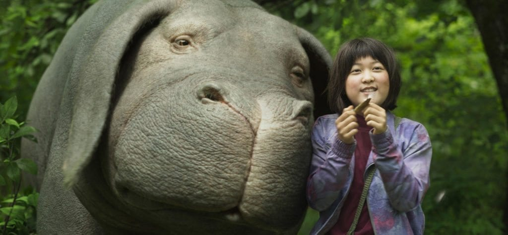 Watch 'Okja' on Netflix now