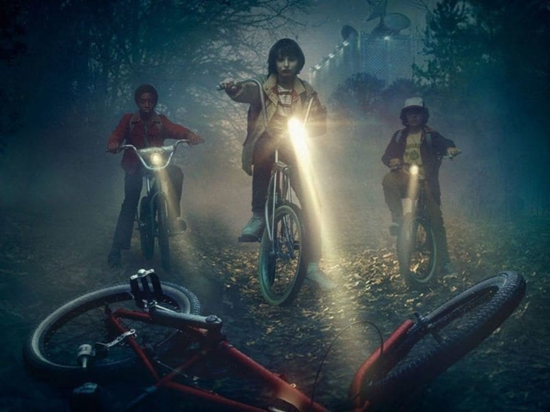 From the level of noise surrounding this story, it's clear everyone is seriously thirsty for any 'Stranger Things' info they can get their hands on. To keep that thirst quenched, let's take a look at some of the other on-screen projects the kids from Netflix's smash-hit show are involved in.