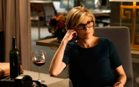 Christine Baranski has always been an absolute boss on TV and film. Here are her finest on-screen moments, including 'The Grinch' and 'Frasier'.