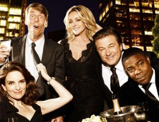 Sit back, fire up some cheesy blasters, and get those mind grapes ready, because we're taking a look back at some of the best '30 Rock' moments.