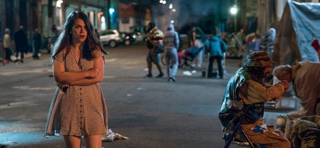 Abbi Jacobson in Netflix's '6 Balloons'