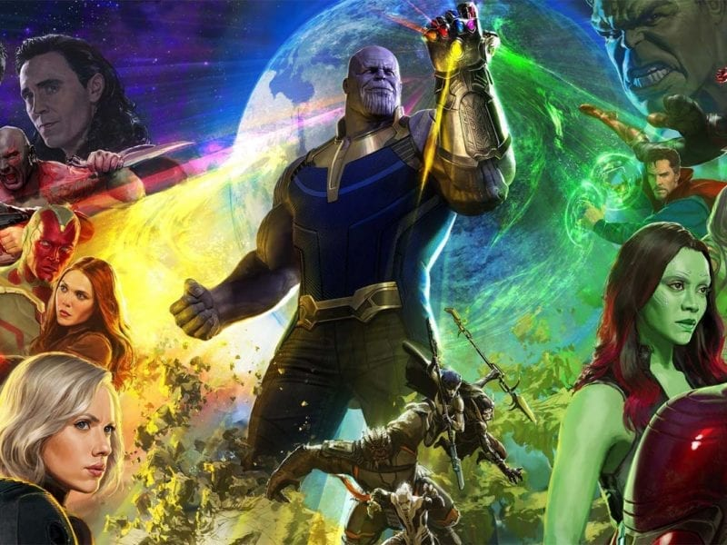 The Marvel Cinematic Universe is expanding all the time and to celebrate the theatrical release of the latest Avengers movie – which is something like the 560th Marvel movie of the past decade – we thought it only right to rank all the superheroes featured in 'Avengers: Infinity War'.