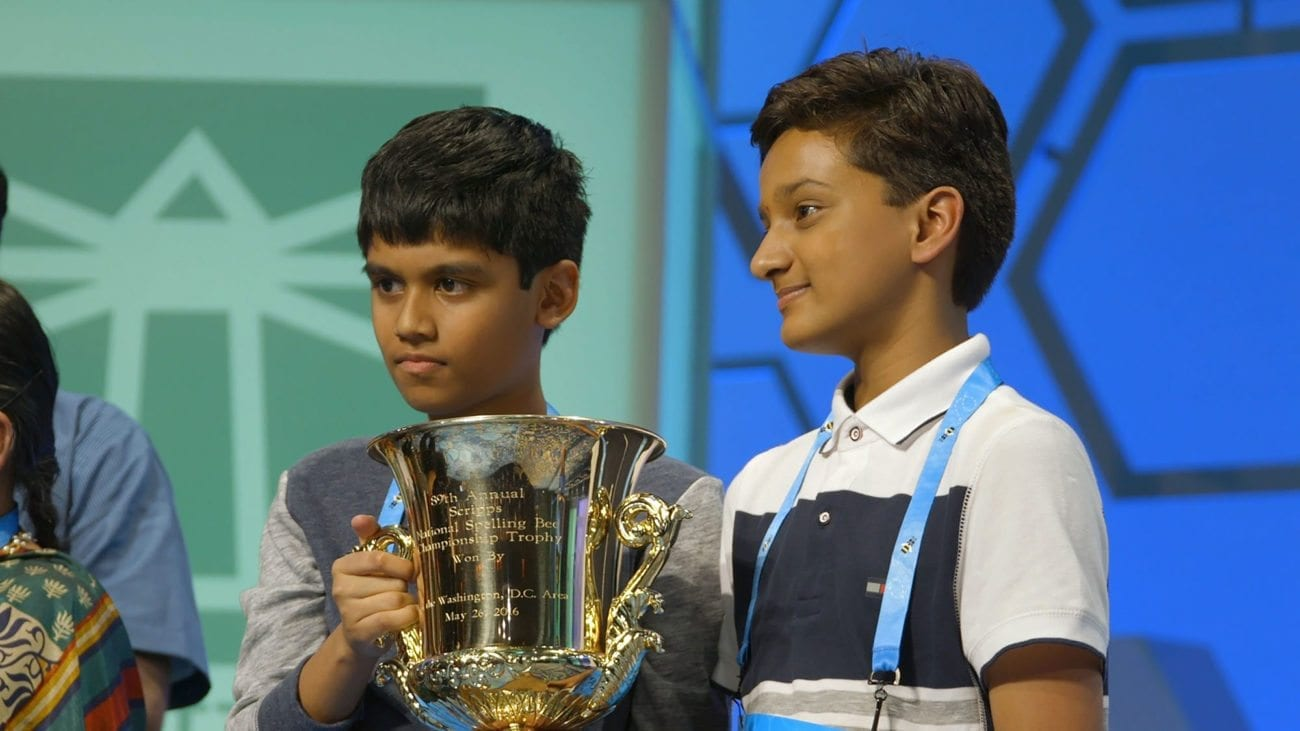 'Breaking the Bee' chronicles the ups and downs of four students as they compete to realize their dream of winning the Scripps National Spelling Bee.