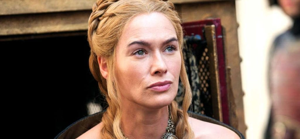 Cersei Lannister in 'Game of Thrones'