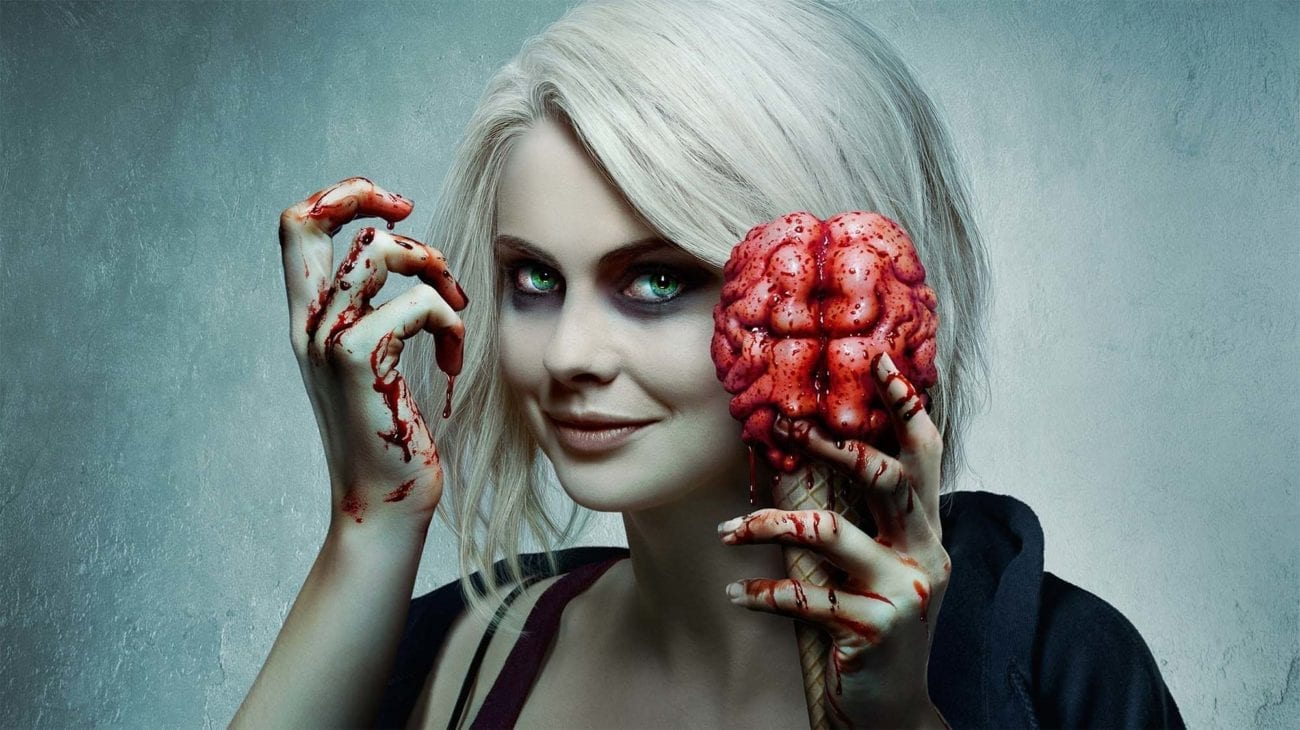 "The CW series is ""in the middle of the pack"" ratings wise and remains in the bubble. For those of you not fluent in TV executive talk, this is basically the dreadful televisual limbo between being renewed and being cancelled. As every fan will tell you, it's definitely not a place iZombie deserves to be in."