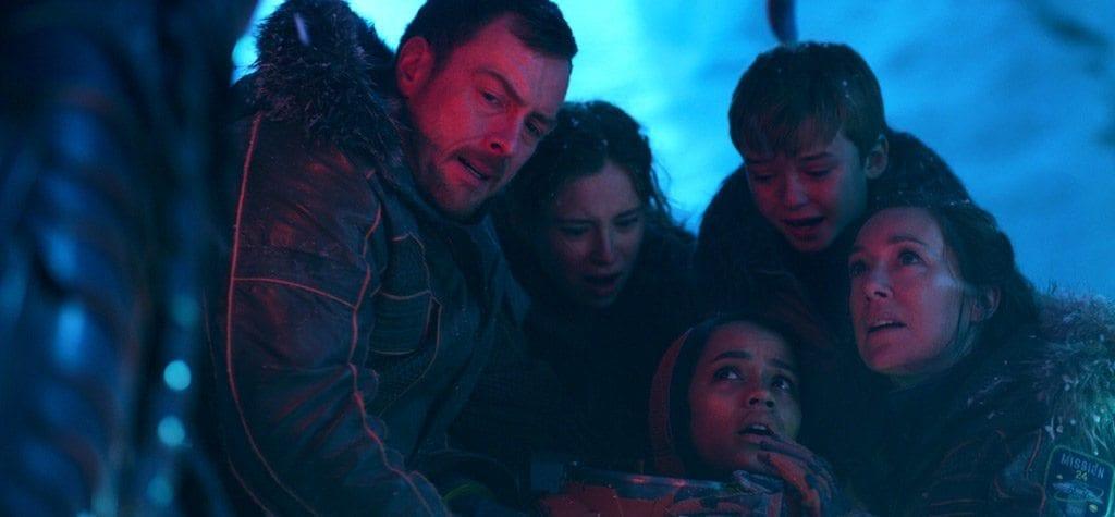 Netflix's 'Lost in Space' reboot