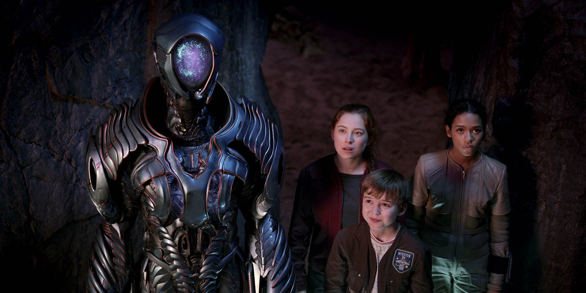 Lost In Space A Netflix Remake That Needs To Get Lost