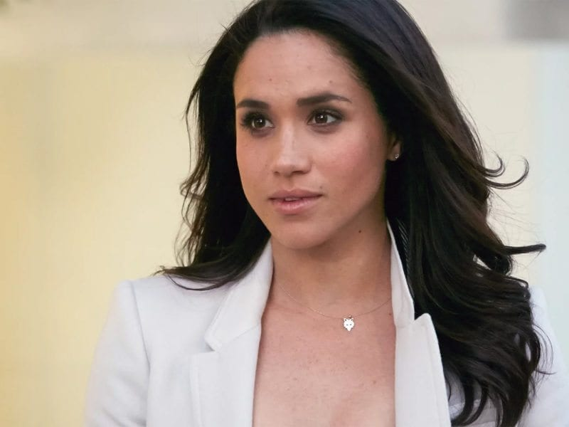 Princess Meghan Markle's supposed trailblazing antics as an advocate for women shaking up Buckingham Palace is something we have to challenge.
