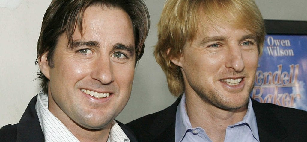 Luke and Owen Wilson