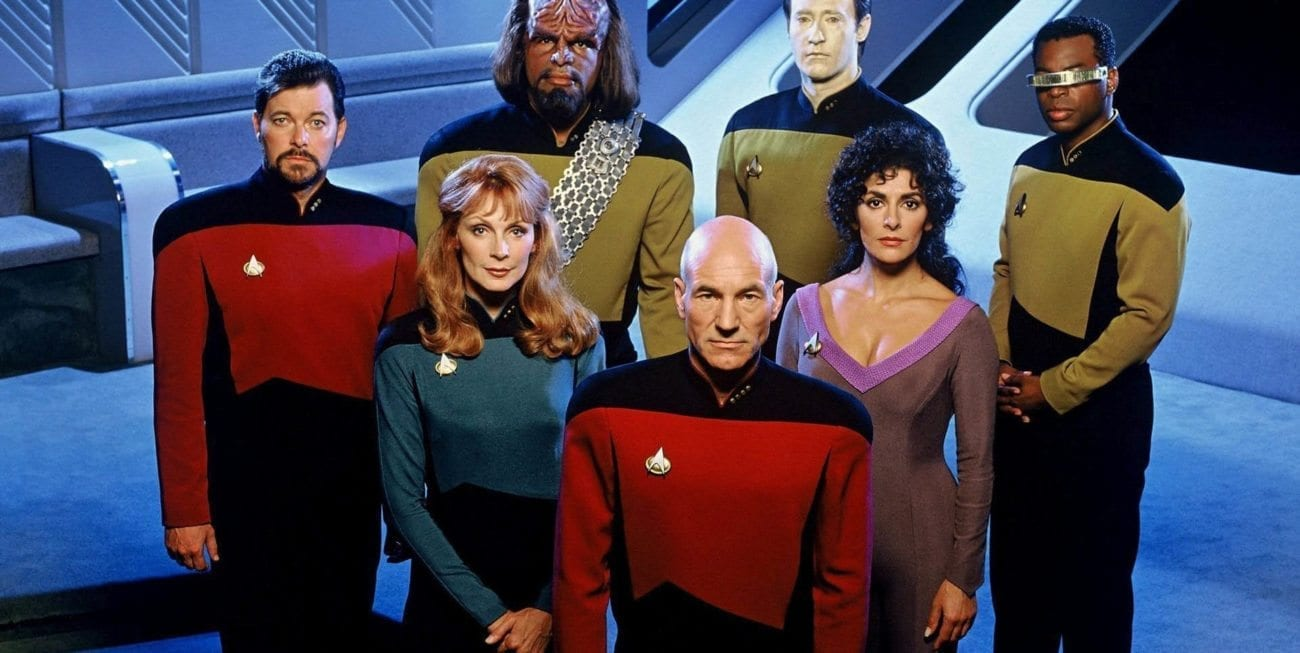 'Star Trek' TV shows and movies have suffered some abominably sexist moments over the years as we transition to the next generation of feminism.