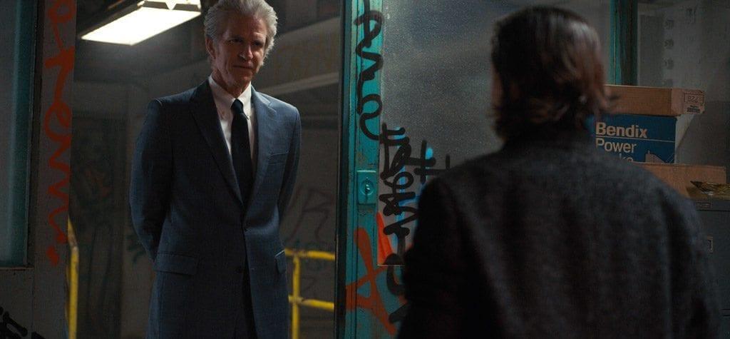 Matthew Modine as Dr. Brenner in 'Stranger Things'