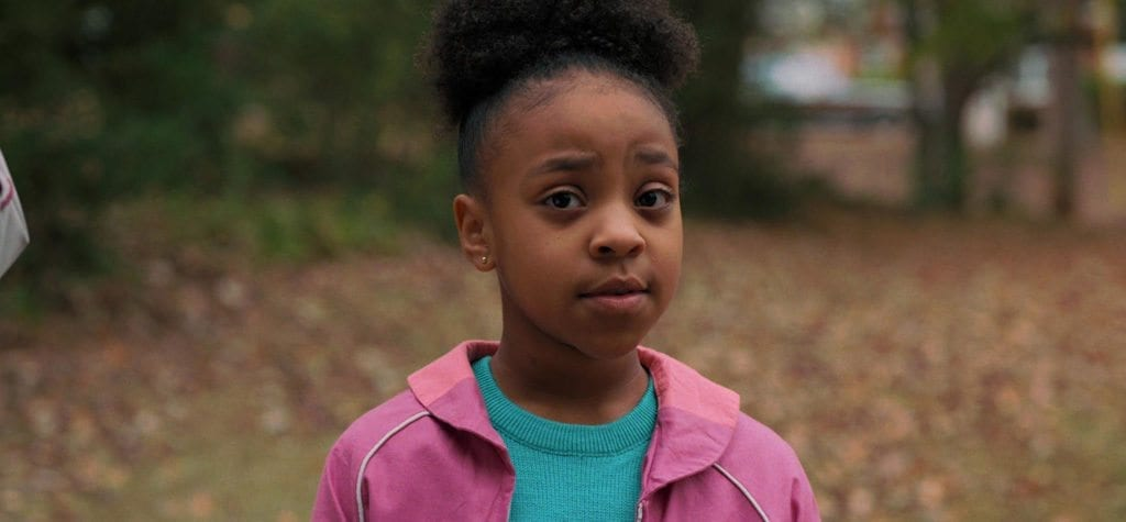 Priah Ferguson as Erica in Netflix's 'Stranger Things'