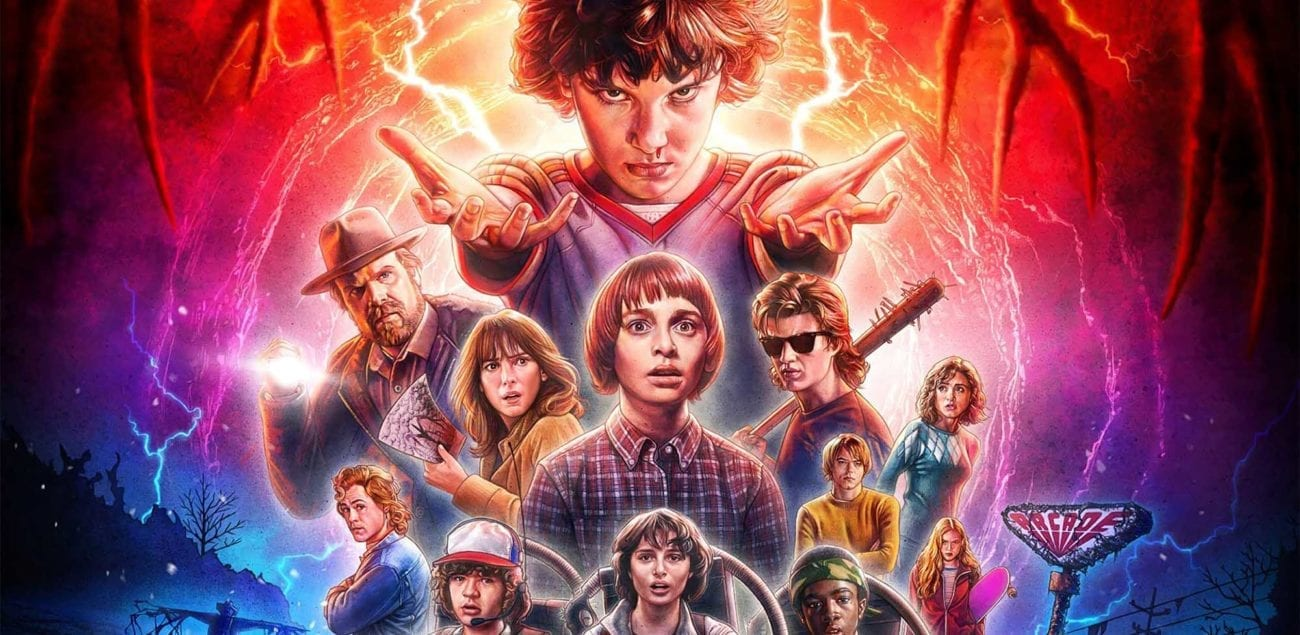 "Looks like the 'Stranger Things' creators are being sued for allegedly ""stealing"" the idea for their hit show. Can one actually steal an idea?"