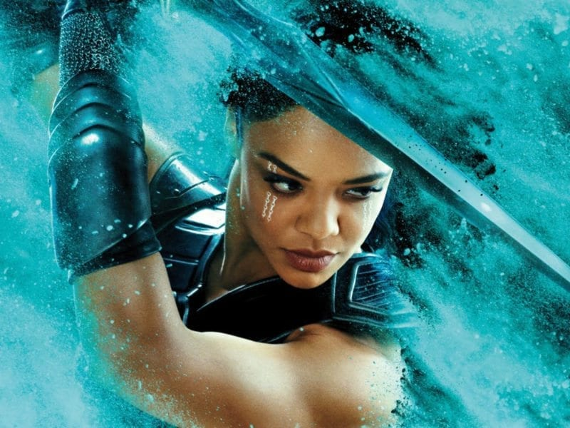Tessa Thompson has had quite a run. Here's a breakdown of all her great parts, from 'Thor: Ragnarok' to 'For Colored Girls'.