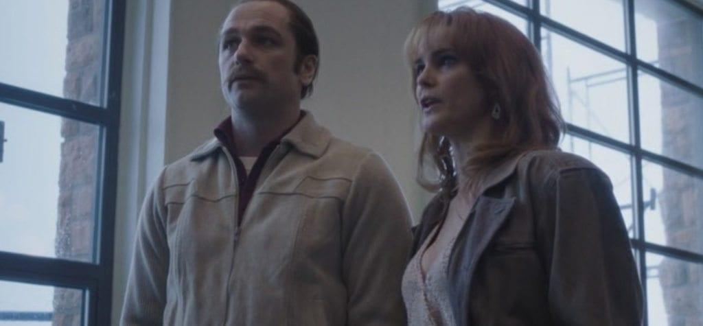 Keri Russell as Elizabeth Jennings as Jackie Mackelhan in FX's 'The Americans'