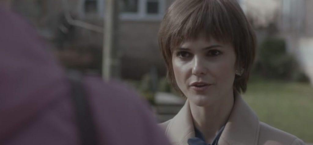 Keri Russell as Elizabeth Jennings as Kelly Mainstill in FX's 'The Americans'