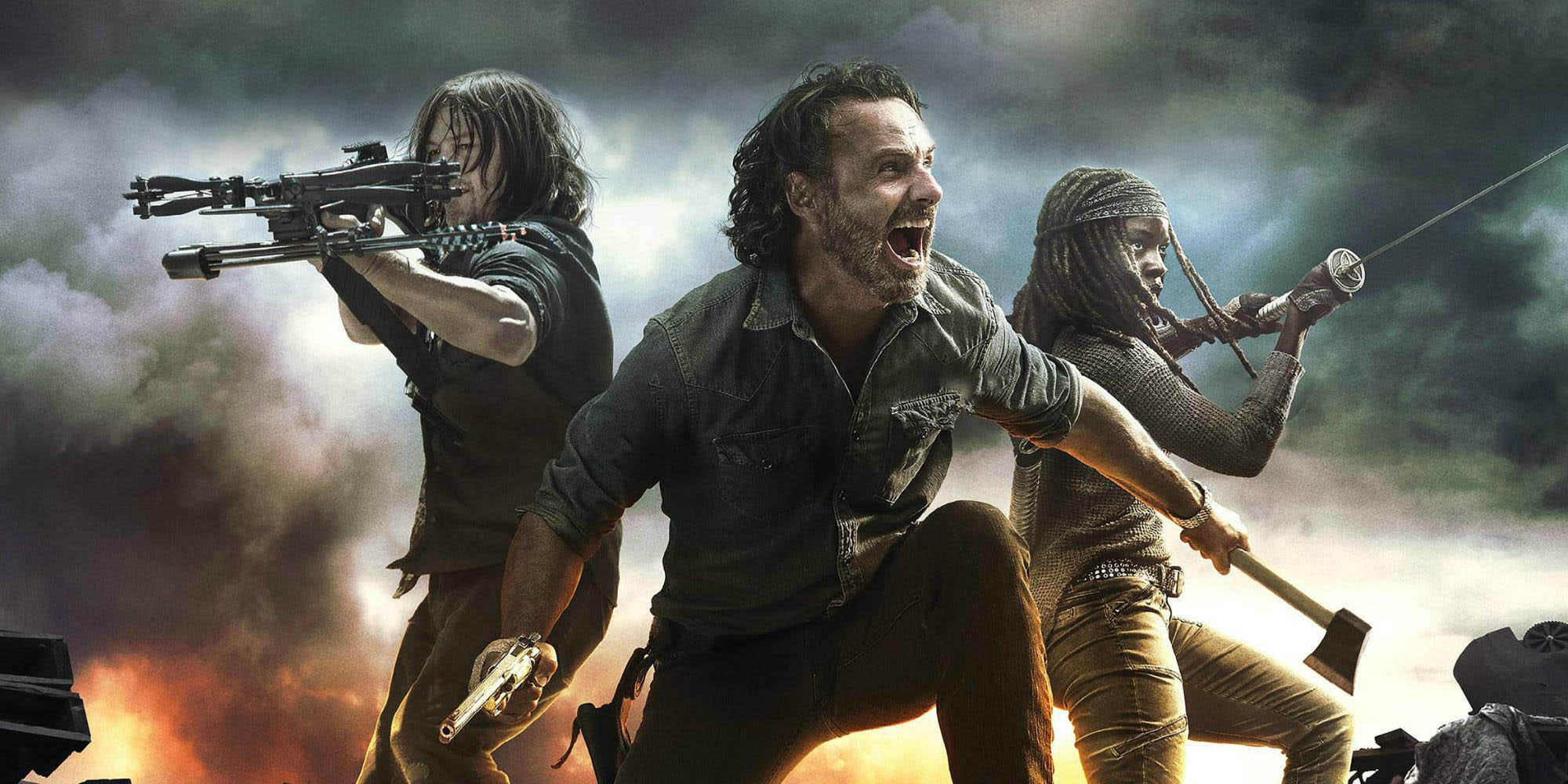 S9 of 'The Walking Dead' shuffled off our screens like a rotting corpse. We have a revolutionary idea to share with you: it's time to stop watching.