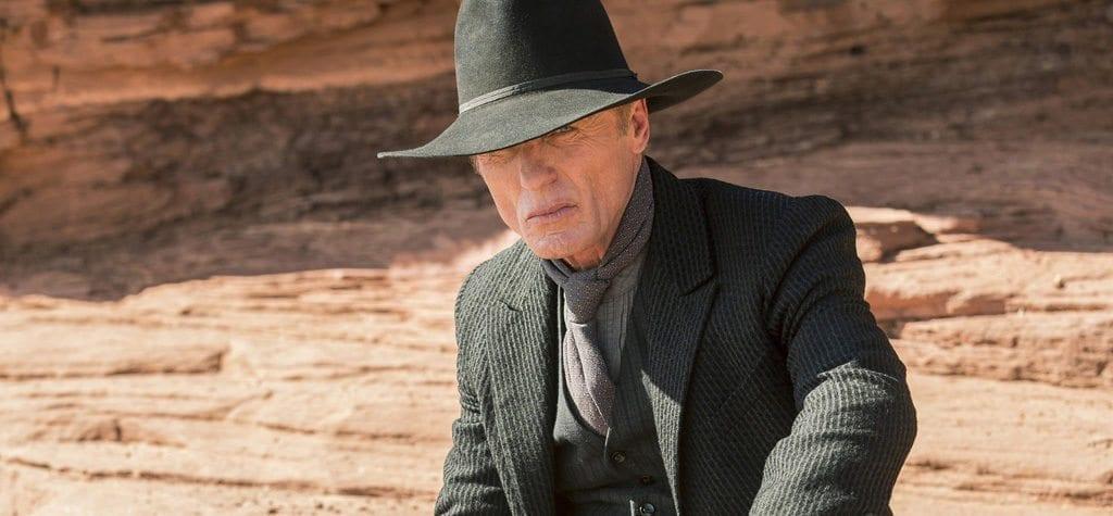 Ed Harris as the Man in Black in HBO's 'Westworld'