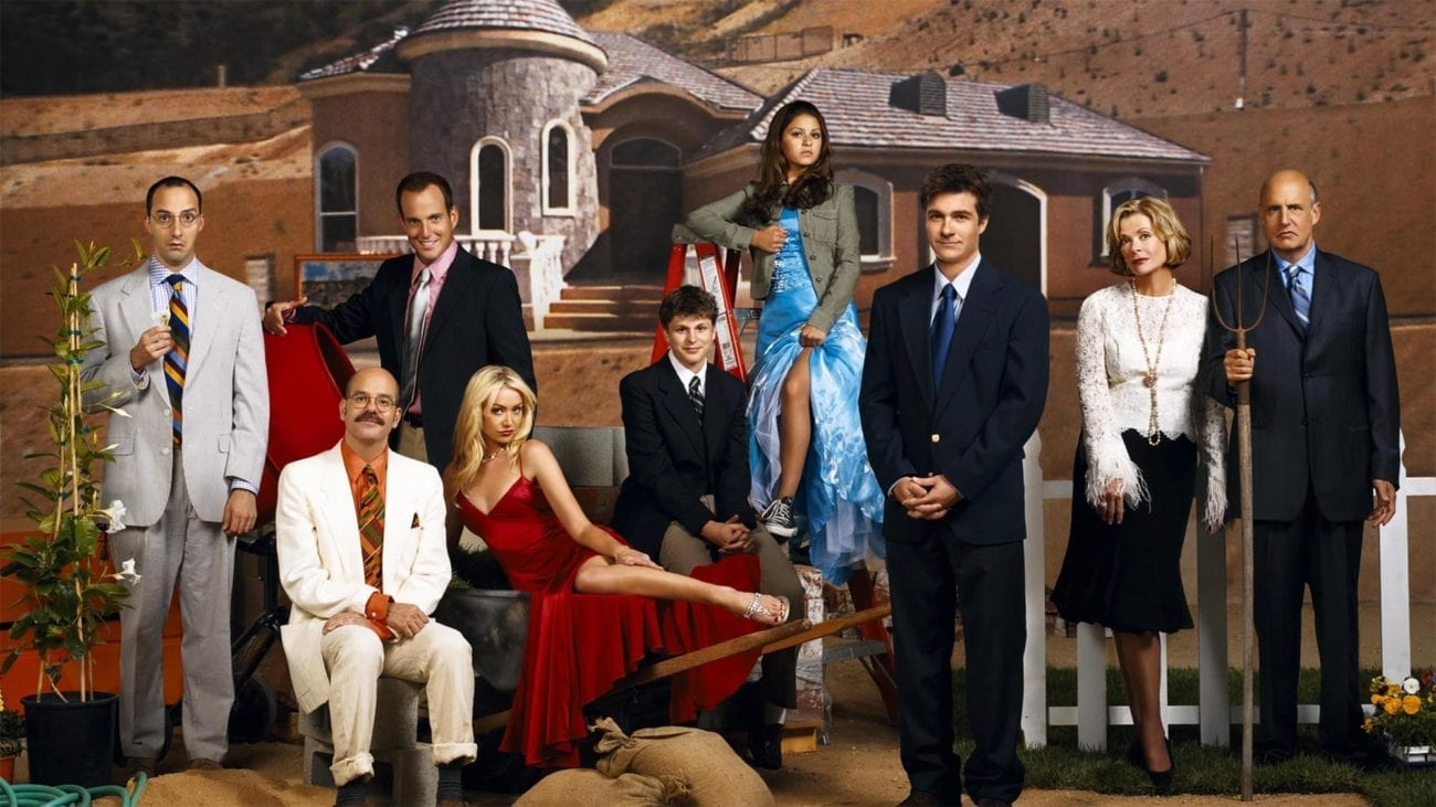 Get ready to blue yourself in the banana stand people, because 'Arrested Development' is officially returning for a fifth season. While we eagerly await its release let's take a look at our fave Bluth family members and the wonderful catchphrases they bestowed upon us during the show's four season run.