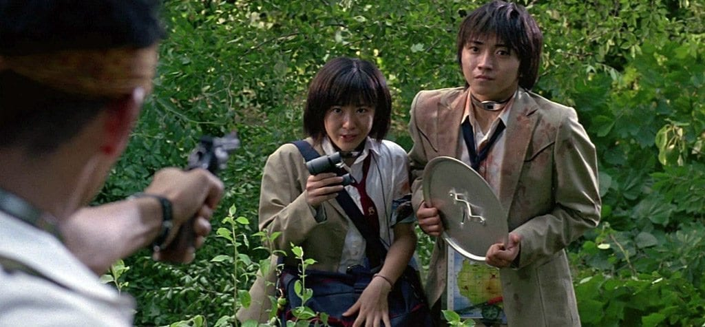 'Battle Royale'