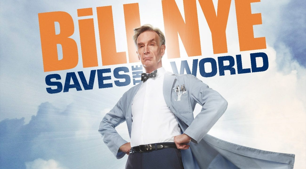 Season three of 'Bill Nye Saves the World' will be dropping on Netflix this week. To celebrate the show's return, here's a list of the top ten moments from his informative yet fun 90s hit show Bill Nye, the Science Guy. Let's take a trip down memory lane!