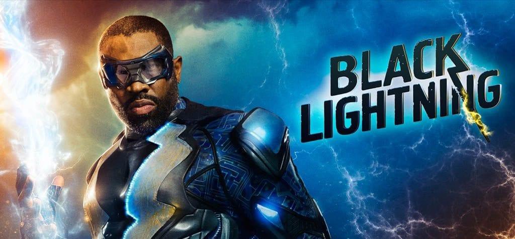 'Black Lightning'