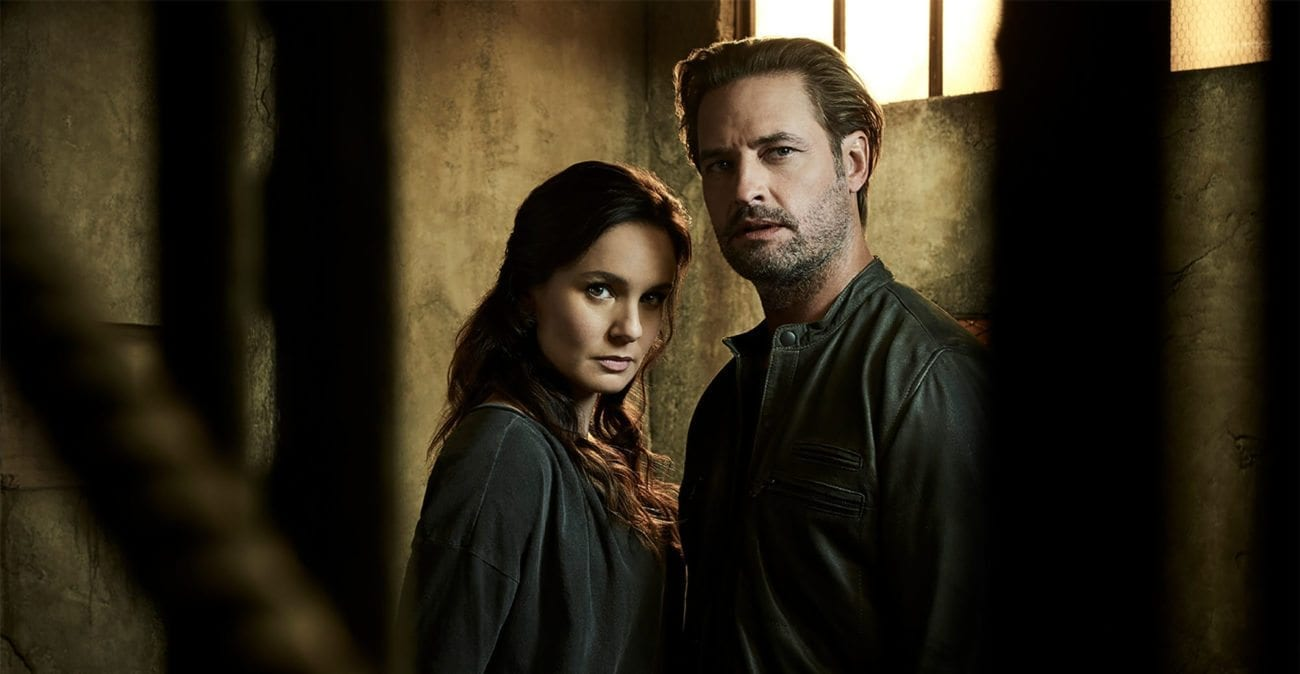 We want the network execs to sit up and listen this year, so we're calling on you to carry on 'Colony''s story for our fan-fiction contest.