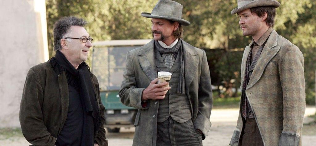 'Deadwood' creator David Milch