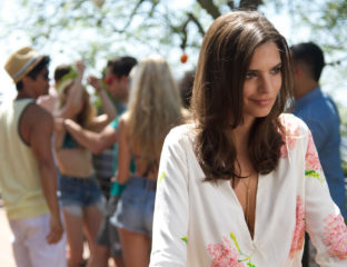 We're here to remind you of every role in Emily Ratajkowski's acting career thus far and every reason they're proof she can't act for Skittles.