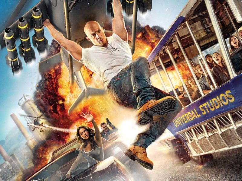 As we get hyped to visit the Studio Ghibli park and Fast & Furious: Supercharged, here's our ranking of the 11 best amusement park rides based on movies.