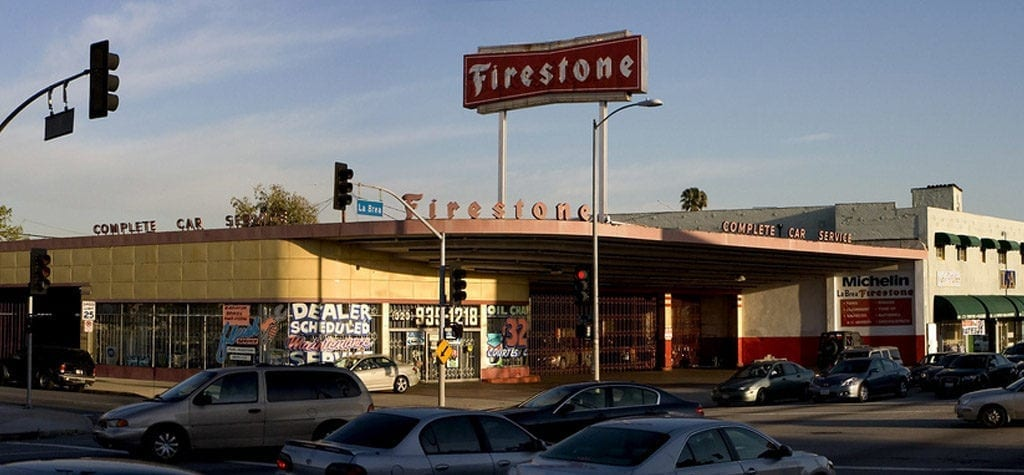 Firestone Building