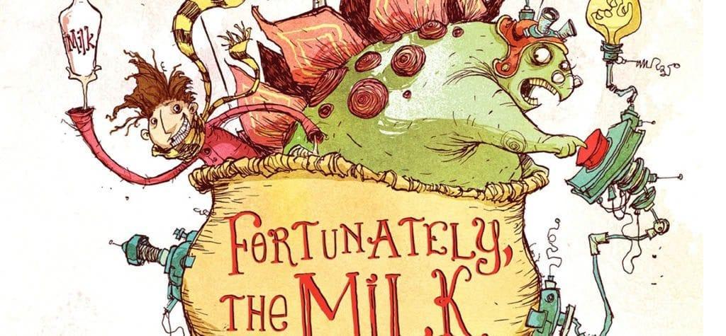'Fortunately, The Milk'