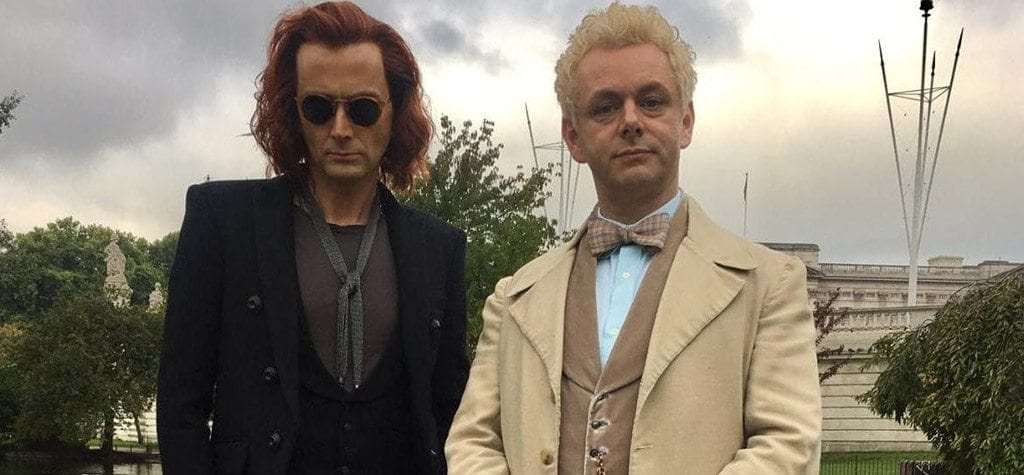 Good Omens' release date and what else to watch on Amazon