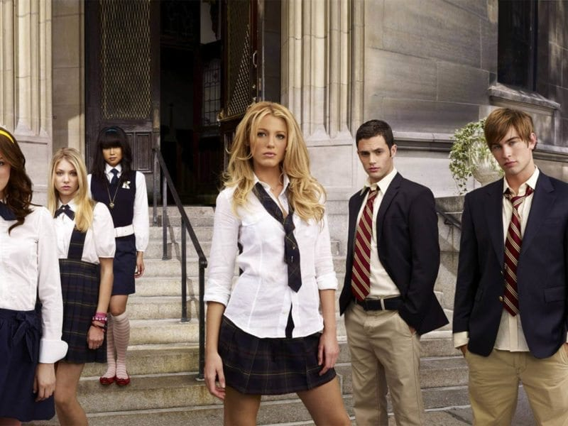 'Gossip Girl' was a fashion staple of the 2000s. Here's our ranking of the best dressed characters on the show.