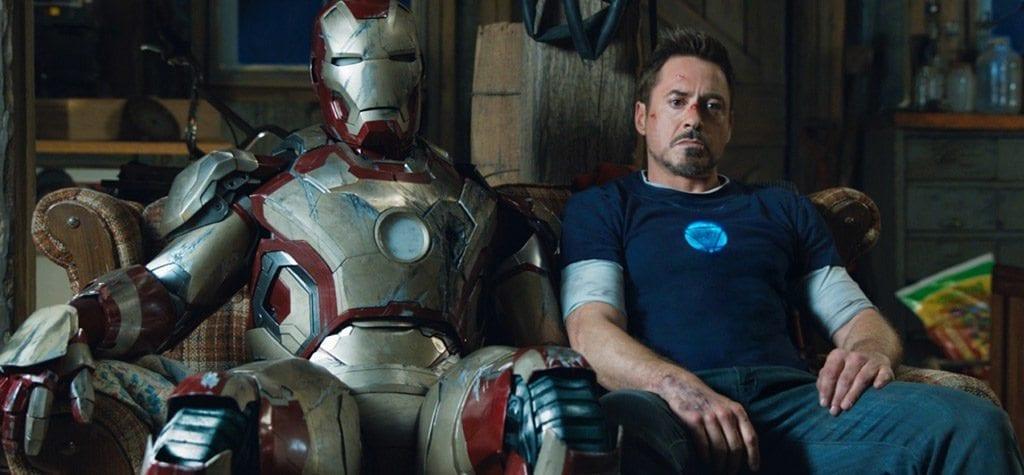 Robert Downey Jr. in 'Iron Man'