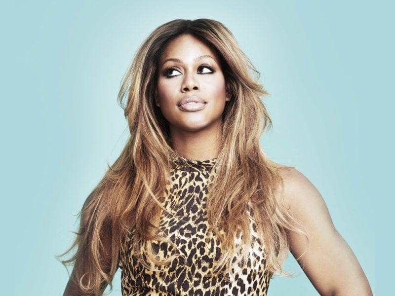 Transgender actress Laverne Cox is also a phenomenal actress who deserves to be celebrated for her sharp skillset on screen.