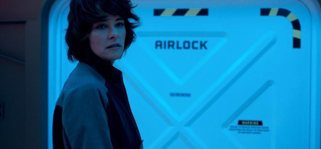 Parker Posey in Netflix's 'Lost in Space' reboot