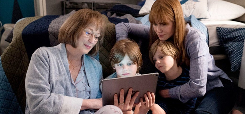 Meryl Streep in 'Big Little Lies'