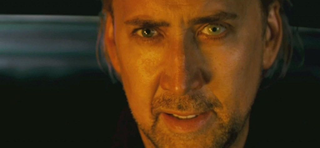 Nicolas Cage in 'Drive Angry'