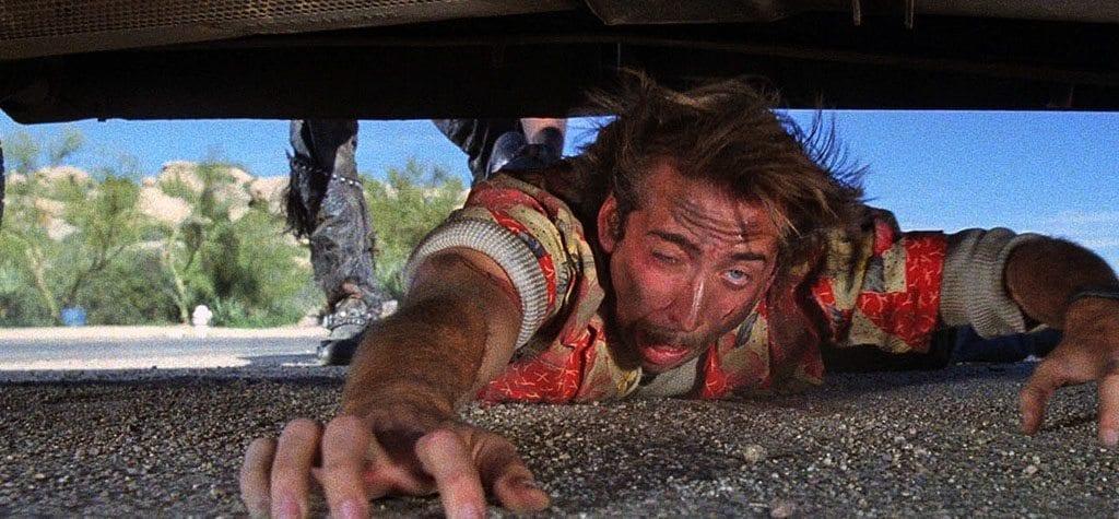 Nicolas Cage in 'Raising Arizona'