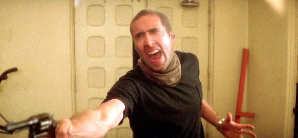 Nicolas Cage in 'Wild at Heart'
