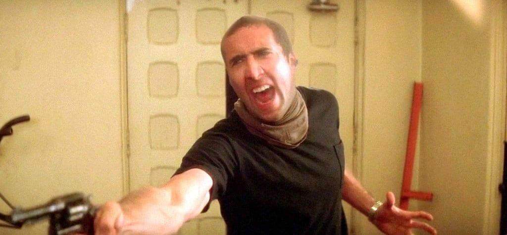 Nicolas Cage in 'Wild at Heart'