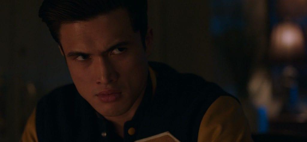 Ross Butler in 'Riverdale' S2E20