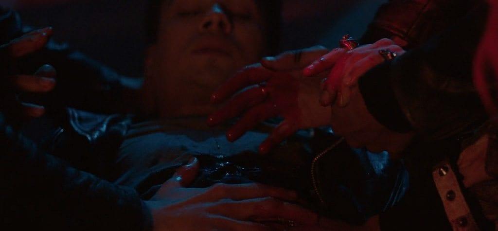 Drew Ray Tanner in 'Riverdale' S2E20