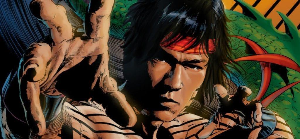 Shang-Chi: Master of Kung-Fu