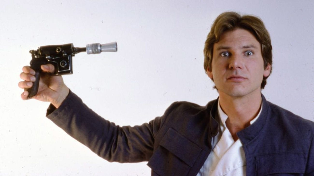 Loveable rogue Han Solo enjoyed countless memorable scenes throughout the 'Star Wars' franchise. Here's a reminder of his best moments.