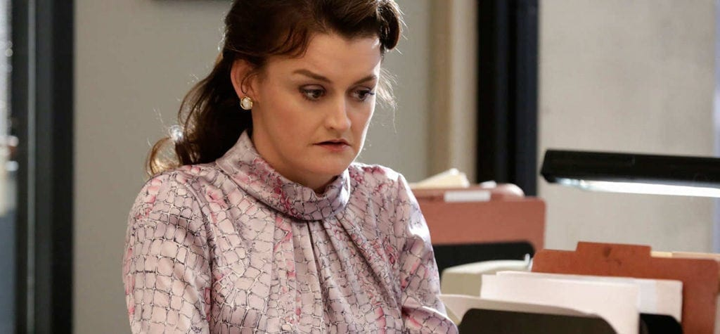 Alison Wright in 'The Americans'