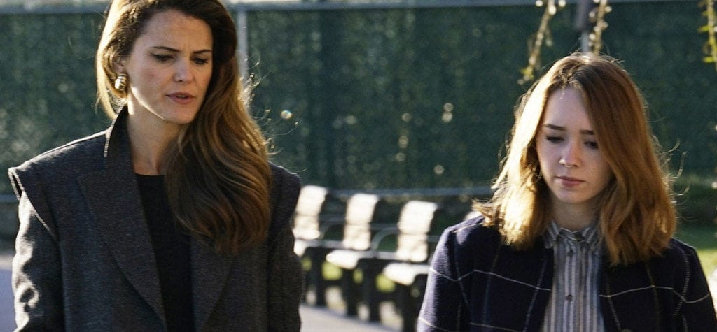 Keri Russell in 'The Americans'